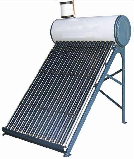 Termotanque Solar por tubos de vacío (Foto 2)